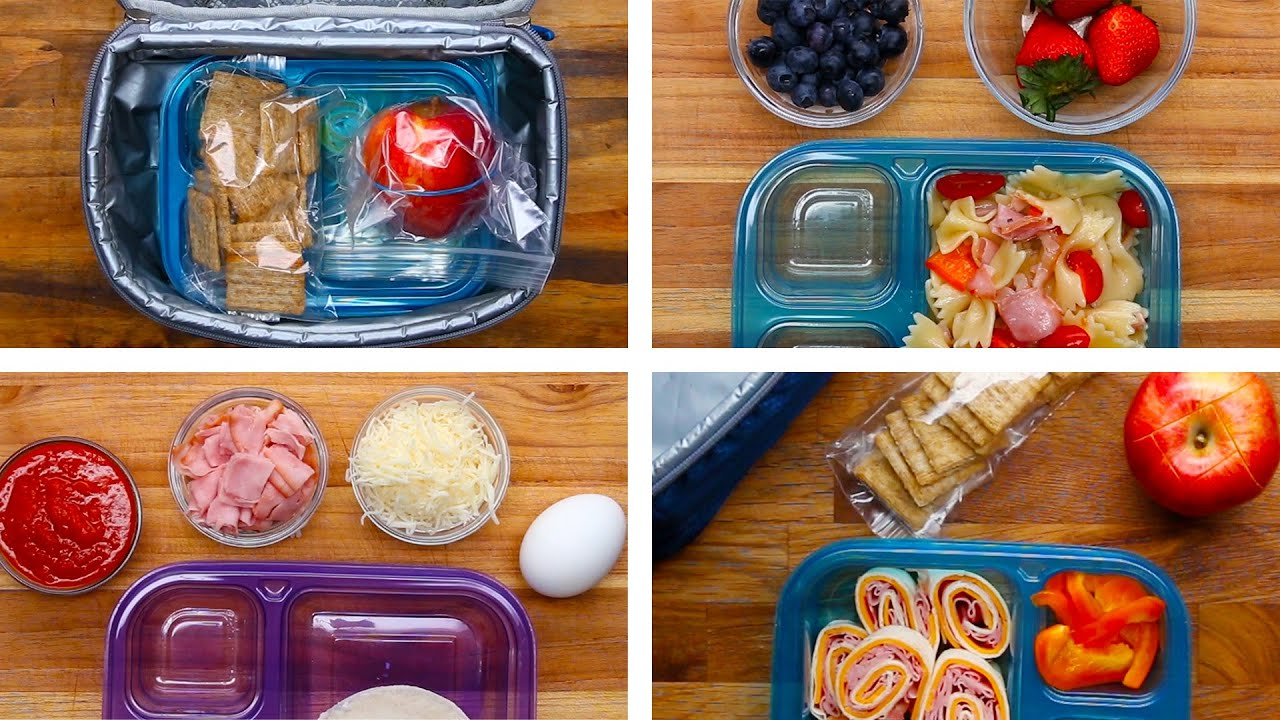 back to school lunch prep hacks youtube