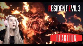 Resident Evil 3: Nemesis - Trailer REACTION - LiteWeight Gaming