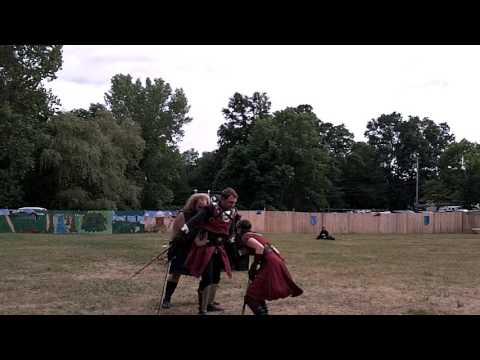 Midsummer Fantasy Renaissance Faire 2016: Questless Company: Scene 2 7/3/16