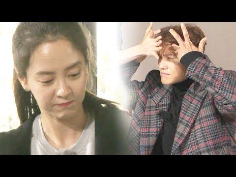 김종국, 한창 물오른 송지효 손맛에 '열받는 소리' 《Running Man》런닝맨 EP513