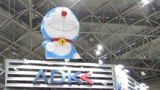 AnimeJapan2015 ADKブース 【ADK・NAS作品】『オレカバトル&ドラゴンコ...