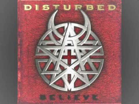 Disturbed  Believe  Darkness