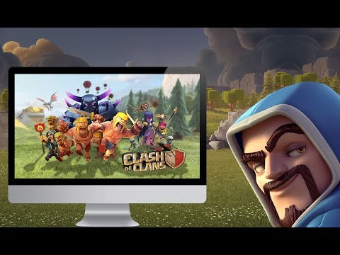 Play CLASH OF CLANS in Windows PC || Easily