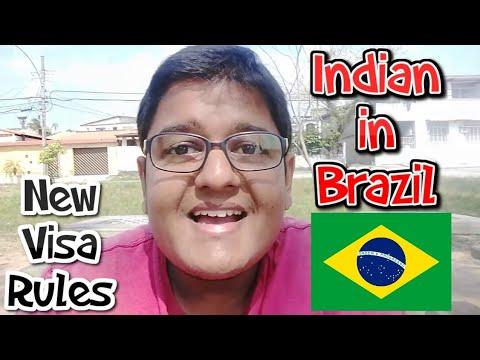 Brazil: Visa Free Entry for Indians? भारतीयों के लिए ब्राज़ील ने किया वीज़ा खत्म? | Indian in Brazil