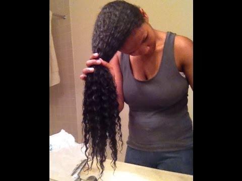 Grow long hair with Shea butter hair moisturizer