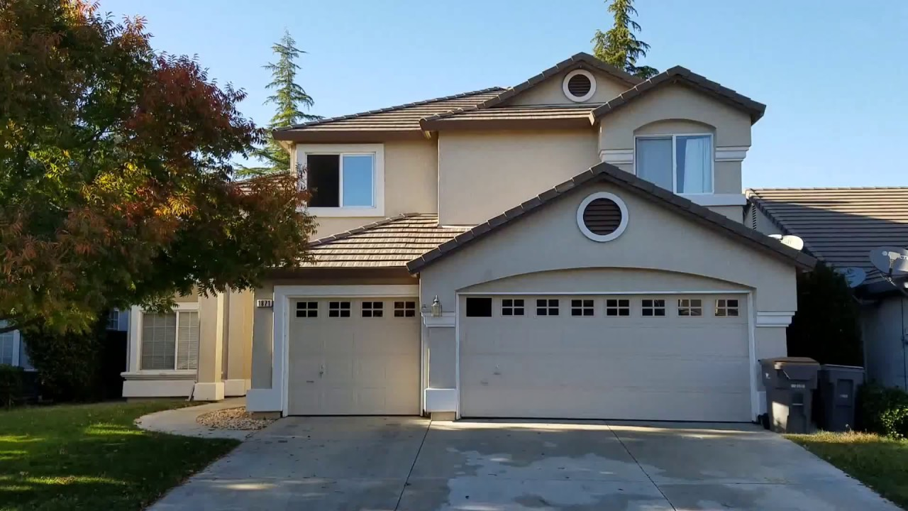 Houses For Rent With A Garage Near Me 1871 Olvera Drive Woodland California Homes For Rent House Rentals