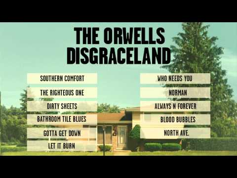 The Orwells - Norman [Official Audio]