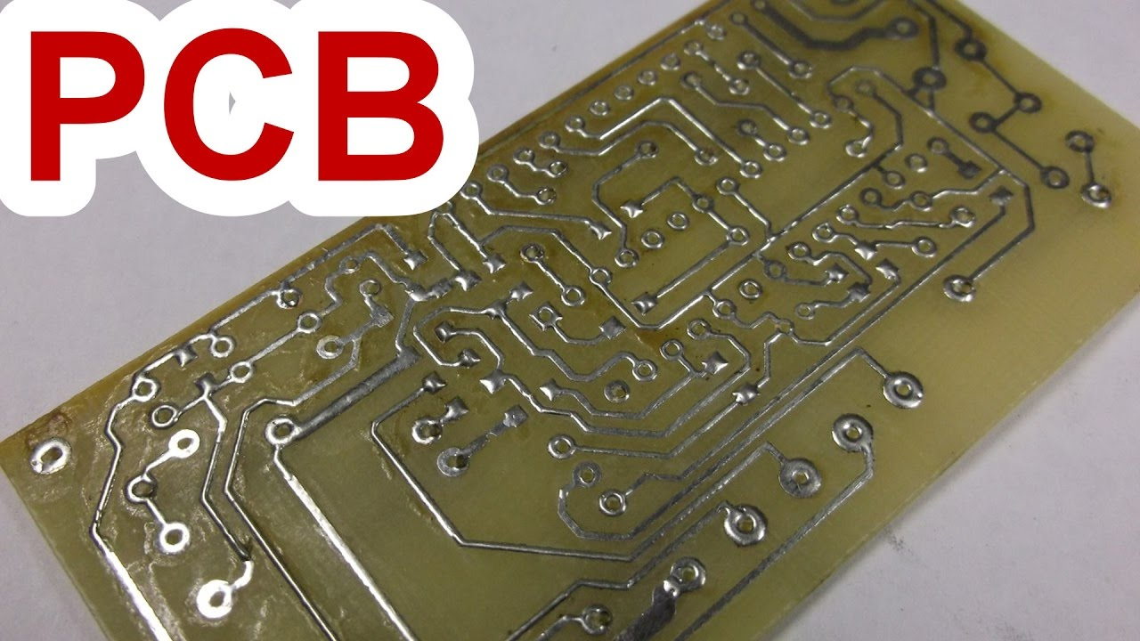 Pcb Printed Circuit Board In Scientific Educational By
