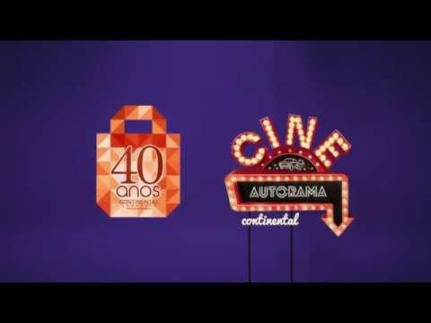 Cine Autorama - Vinheta  - Continental Shopping