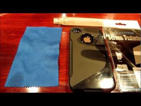 How To Protect Your iPhone and iPod Touch - Cases, Protectors and Cleaning