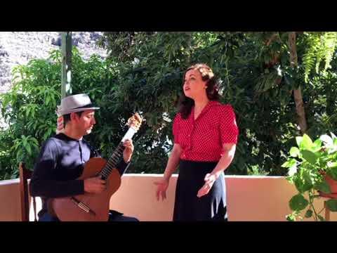 Katja Maria & Walter Silva - Dança Da Solidão By Paulinho Da Viola