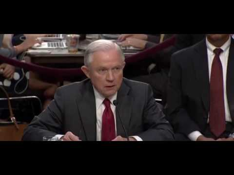 Martin Heinrich Grills Sessions About His Answer to a Previous Question