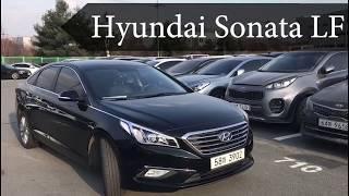 Обзор на Hyundai SONATA LF ( Premium Special )