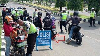 Awas...!!!, Ada Razia Polisi → One O One