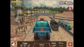 Dump Truck 3D Racing Gameplay