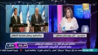 نتنياهو يعلن رفضه لمبادرة السلام العربية ويؤكد لن ننسحب لما قبل 4 يونيو