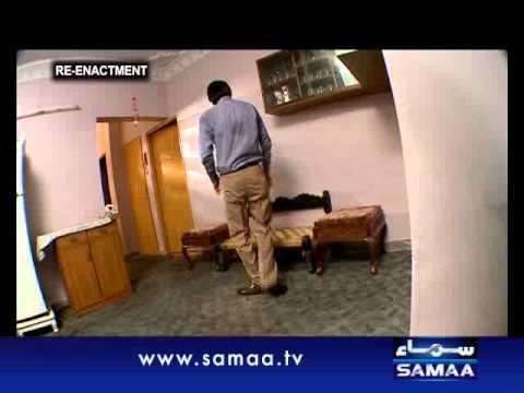 Khoji May 18, 2012 SAMAA TV 3/4