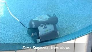 видео Купить Hayward AquaVac 500 робот пылесос для бассейна