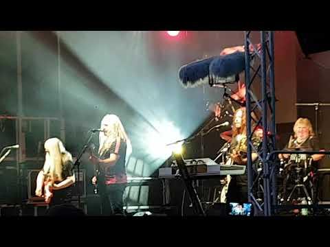 The Sweet Ballroom Blitz Live Bielefeld Ravensberger Park Juli 2019