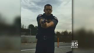 Valley Fair Security Guard Sued After Pulling Gun On Driver