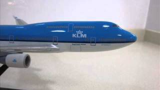 Video Boeing 747-400 KLM Herpa Wooster Wings 1/250 download MP3, 3GP, MP4, WEBM, AVI, FLV Agustus 2018