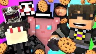 Minecraft Mini-Game : DO NOT LAUGH! (SECRET AGENTS, VOODOO MAGIC!) w/ Facecam