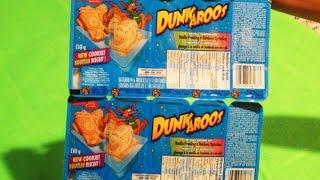 Dunkaroos 2015 Review - Canadian Made Dunkaroos