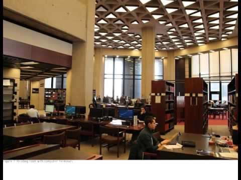 Group & Silent Study Spaces | Use The Library