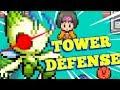 THE HARDEST GYM!? - Pokemon Tower Defense!