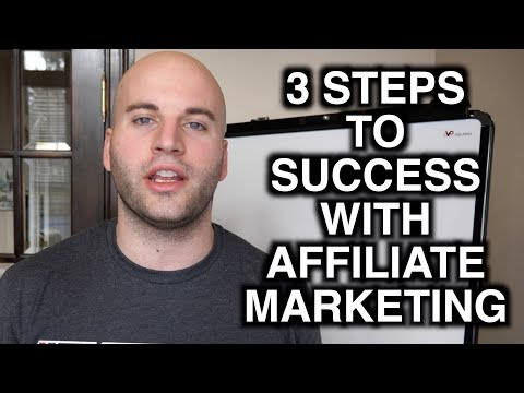 Affiliate Marketing For Beginners 3 Step Tutorial 2019 To Get Results