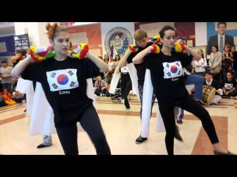 Bangsantalchum ~ Korean Cultural Festival 2014 - Romania