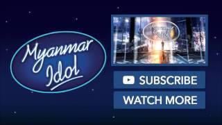M Zaw Rain Myanmar Idol Green Mile Auditions | Season 1 2016