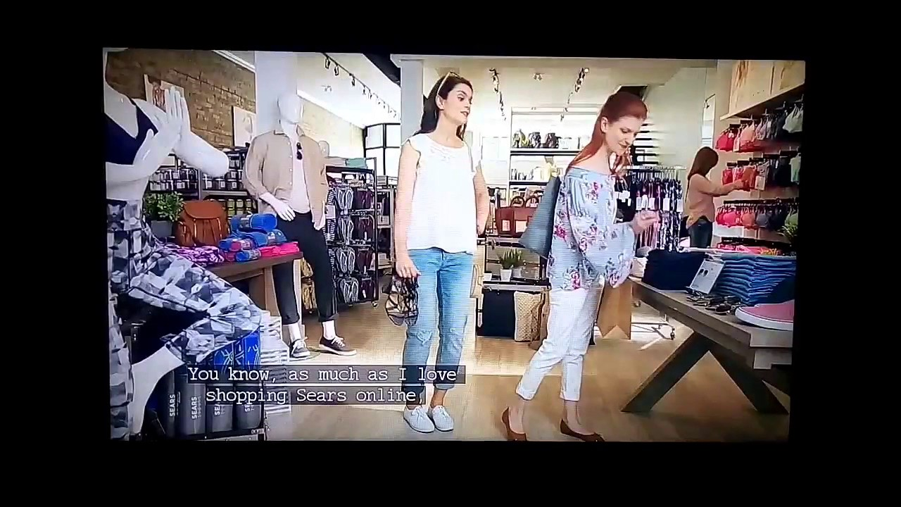 b27098cc8 Sears commercial TV ad 2017 mannequin - YouTube