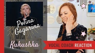 Download Polina Gagarina Kukushka  - Поли́на Гага́рина Cuckoo кукушка - Vocal Coach Reaction Mp3 and Videos
