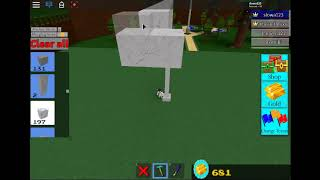 Roblox : How To Make A Wheel Boat.   Build A Boat For Treasure