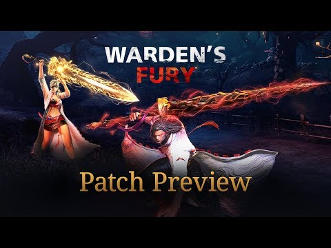 Blade & Soul: Warden's Fury Patch Preview