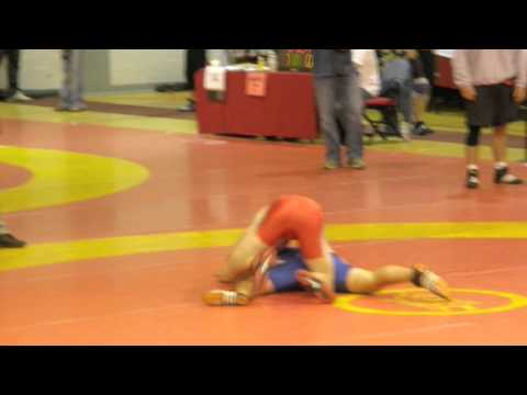 2009 Canada Cup: 74 kg Connor Malloy vs. Eric Jacobson