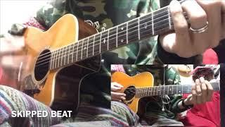 スキップビート(skipped beat) kuwata band 桑田佳祐 詞曲 桑田佳祐 歌...
