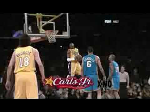 Kobe Bryant top 10 plays of 2007 - 2008 season