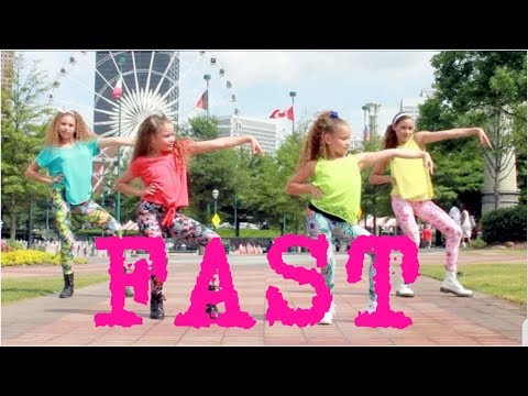 Fifth Harmony - Worth It  ft. Kid Ink  | FAST | HASCHAK SISTERS