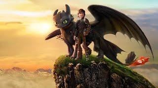 Как приручить дракона 2 (2014)— русский трейлер