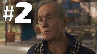 Detroit Become Human Part 2 - Carl - Gameplay Walkthrough PS4 Pro 4K