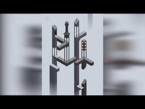 Monument Valley 2 : THE LYCEUM - Chapter XI - Level 11 Walkthrough {Gameplay / HD}