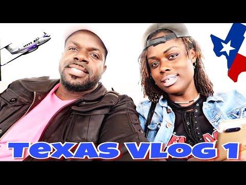 Hello Dallas || day 1 vlog