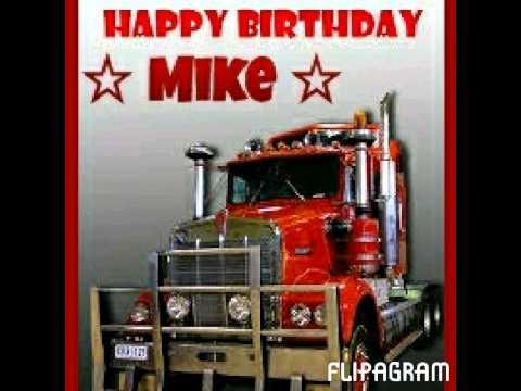 Happy Birthday Mike