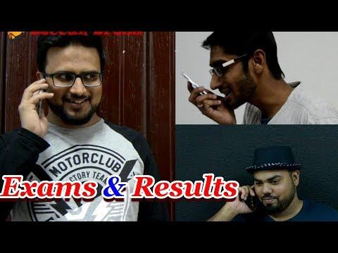 Exams & Results || Deccan Drollz || hyderabadi comedy