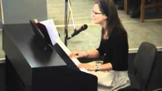 Simona Berengea - Pot sa scriu si sa vorbesc de Tine (Biserica Penticostala Albini)
