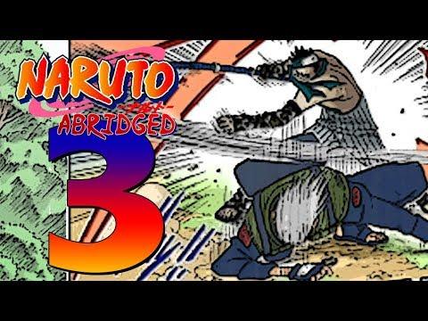 Naruto Abridged: Episode 3 - Whorses