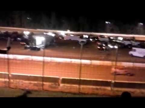 Cherokee speedway mini car race