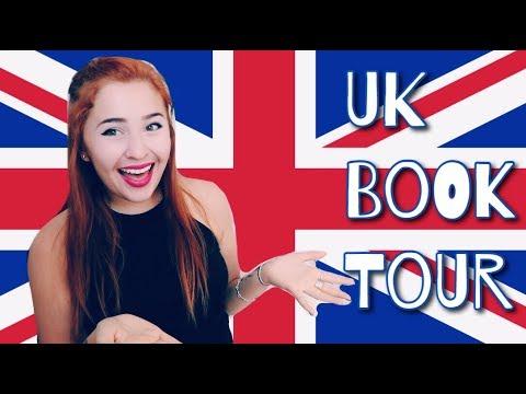 COME MEET ME   UK BOOK TOUR!